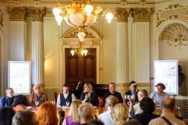 Konferencija za medije u povodu najave nove kazališne sezone