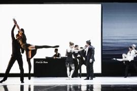 Nagrada hrvatskog glumišta baletu <em>Smrt u Veneciji</em> i operi <em>Čarobna frula</em>