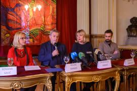 Održana konferencija za medije u povodu humanitarne izvedbe predstave <em>Orašar</em>