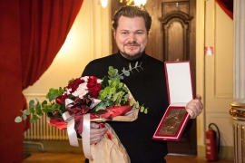 Tomislav Mužek dobitnik nagrade <em> Tito Strozzi </em>