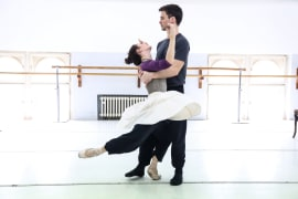 Praizvedba baleta <em>Opasne veze </em>u HNK