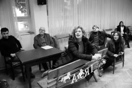 Autorski projekt Bobe Jelčića prema Čehovu <em> Tri sestre</em>
