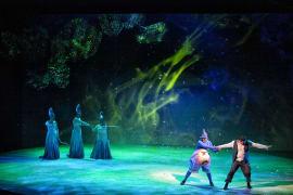 Poziv na audiciju za uloge Prva dama, Druga dama i Treća dama u Mozartovoj <em>Čarobnoj fruli</em>