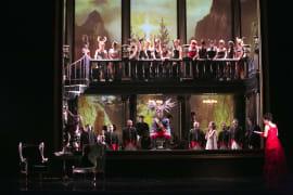 Spektakularna gostovanja Drame i Opere u istoj večeri