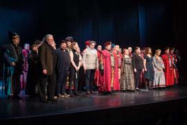 Stajaće ovacije nakon izvedbe opere <em>Nikola Šubić Zrinjski</em>