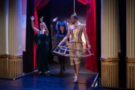 100. izvedba predstave <em>Vještica Hillary ide u operu</em>
