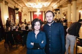 Novu sezonu Filozofskog teatra otvorila je gošća Ece Temelkuran