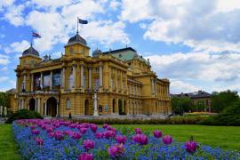 Zgrada HNK u Zagrebu proglašena je uporabljivom