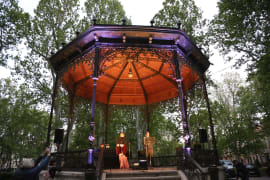 Mali operni spektakl na Zrinjevcu