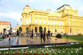 Ljetne večeri HNK u Zagrebu