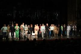 Pretpremijera predstave <em>Kafka na žalu</em> održana pod strogim epidemiološkim mjerama