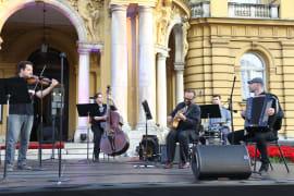 Uz <em>Europske jazz šlagere</em>  završile <em>Ljetne večeri HNK u Zagrebu</em>