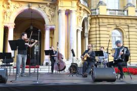 <em>Europski jazz šlageri</em> za kraj <em> Ljetnih večeri HNK u Zagrebu </em>