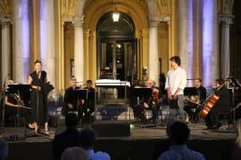 Scensko glazbeni program <em>Kraj ljeta</em>