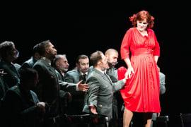 Umjesto belgijske predstave <em>Obitelj</em> u subotu će biti izvedena opera <em>Carmen</em>