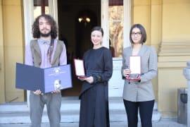 Jadranka Đokić i Ivana Lazar dobitnice nagrade <em>Tito Strozzi</em>