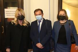 Zahvala ravnatelja bolnice Dr. Ivo Pedišić u Sisku na humanitarnoj večeri
