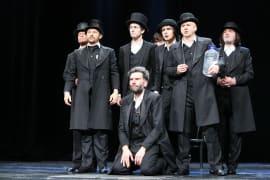 Gostovanje predstave <em>Revizor</em> u HNK u Varaždinu