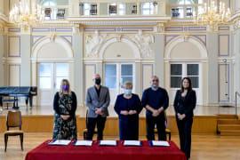 Povijesni dan za hrvatska nacionalna kazališta