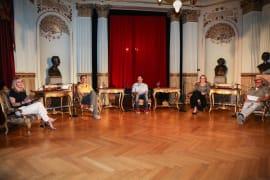 Panel o opusu Arsena Dedića uoči koncerta <em>Arsenal ljetne noći</em>