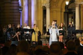 Glazbenim spektaklom u čast Arsenu Dediću završen <em>Festival Ljetne večeri HNK u Zagrebu</em>