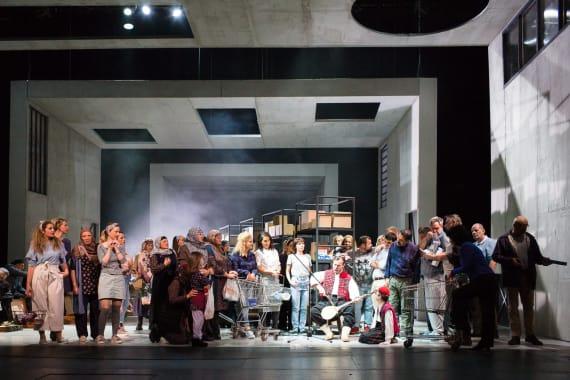 Izvedbe opere <em>Adel i Mara </em> u ožujku 2