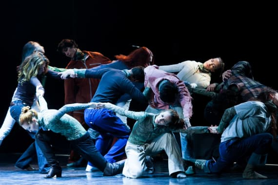 Balet zagrebačkoga HNK prvim nastupom u Belgiji oduševio publiku 3