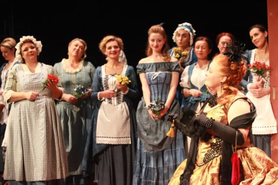 The Marriage of Figaro 4