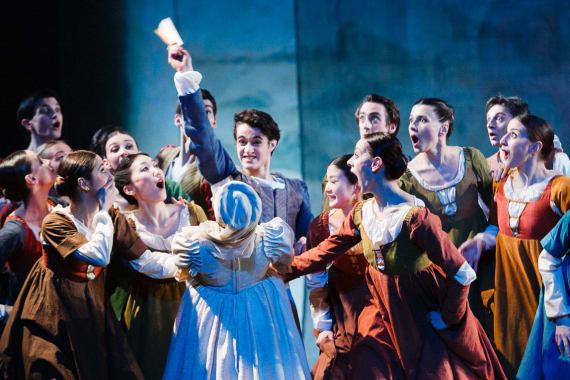 Baletna priča <em>Romeo i Julija</em> koja je oduševila publiku 8