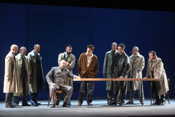 Izvedbe opere <em> Sicilijanske večernje </em>
