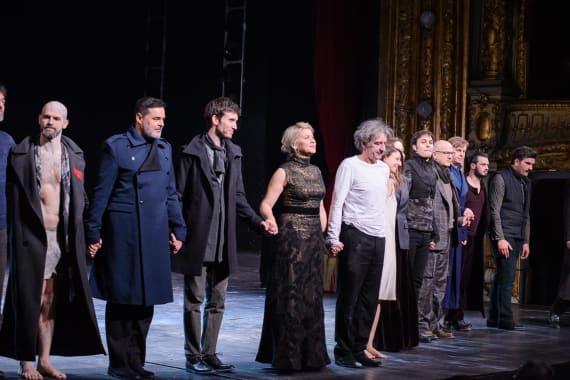 Održana premijera predstave <em>Kralj Lear</em> 22