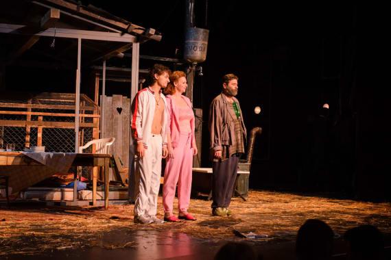 Održana premijera predstave <em>Ciganin, ali najljepši</em> 11