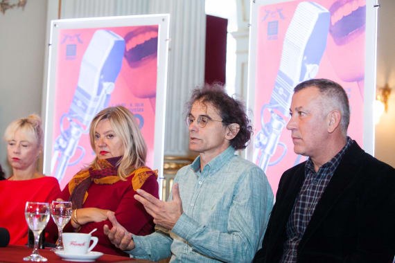 Konferencija za medije u povodu predstavljanja predstave <em>Tko pjeva zlo ne misli</em> 3