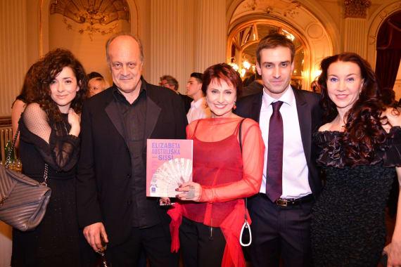Održana premijera predstave <em>Elizabeta Austrijska – Sissi</em> 11