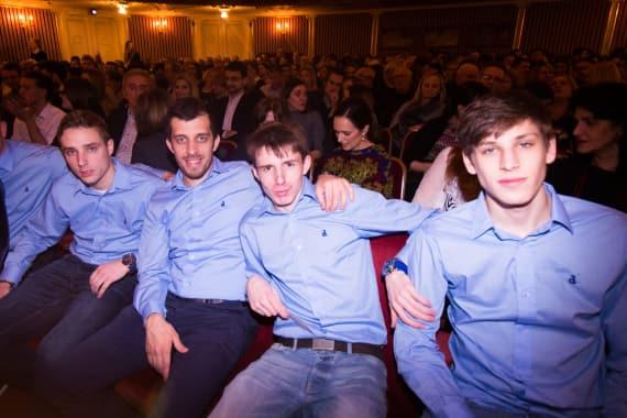 Posjet Futsal Dinama predstavi <em>Tko pjeva zlo ne misli</em> 5