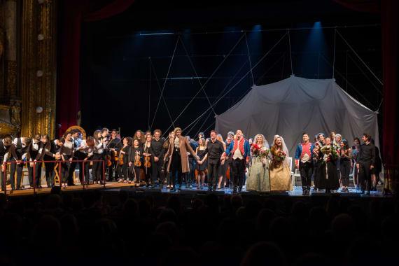 Održana svečana premijera opere <em> Così fan tutte </em>
