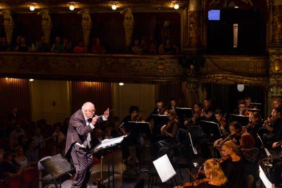Izvedena <em>Deveta simfonija</em> Ludwiga van Beethovena 19