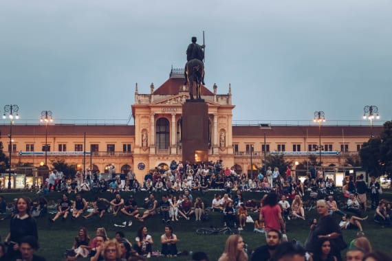 <em> Gospoda Glembajevi </em> oduševili publiku na Tomislavcu 11