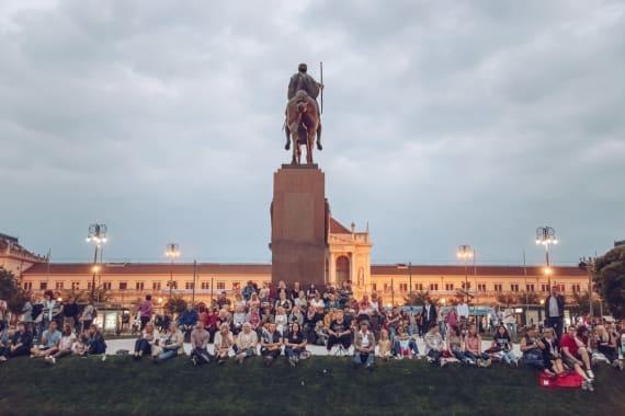 <em> Gospoda Glembajevi </em> oduševili publiku na Tomislavcu 12