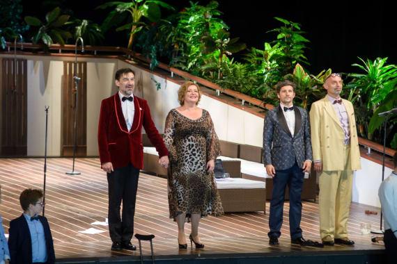 Održana premijera predstave <em> Mačka na vrućem limenom krovu </em> 2