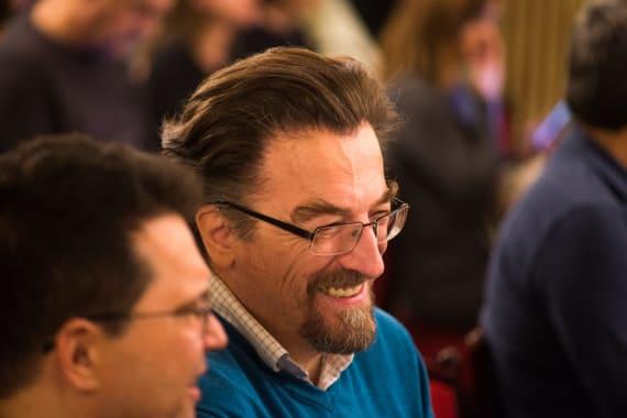 Evgenij Morozov gostovao u HNK 5
