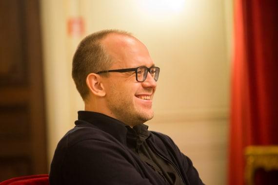 Evgenij Morozov gostovao u HNK 7