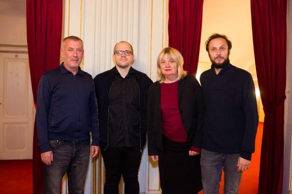 Evgenij Morozov gostovao u HNK 3