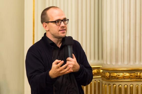 Evgenij Morozov gostovao u HNK 9