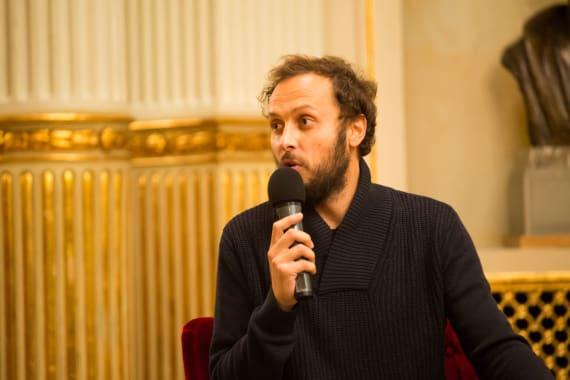 Evgenij Morozov gostovao u HNK 4