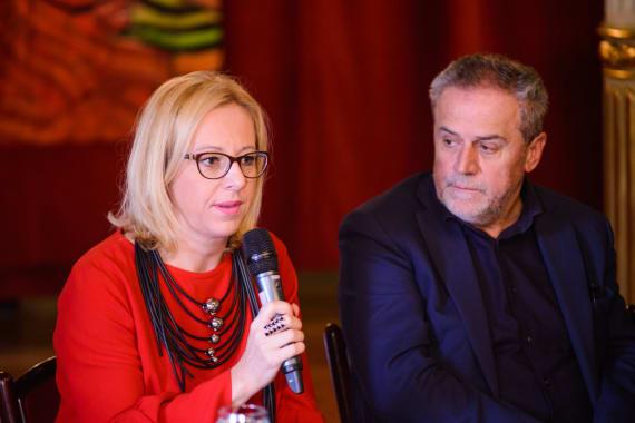 Održana konferencija za medije u povodu humanitarne izvedbe predstave <em>Orašar</em> 2