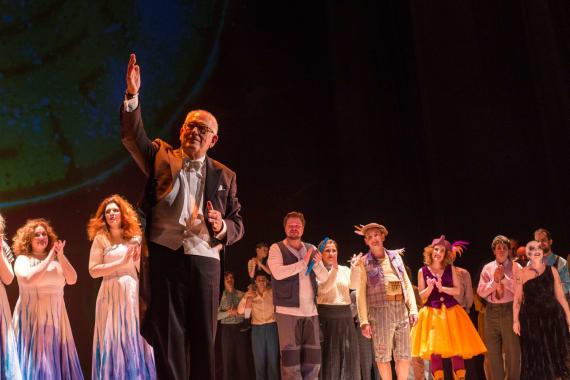 Održana svečana premijera opere <em> Čarobna frula</em> 3