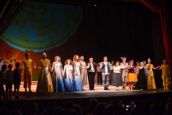 Održana svečana premijera opere <em> Čarobna frula</em> 1