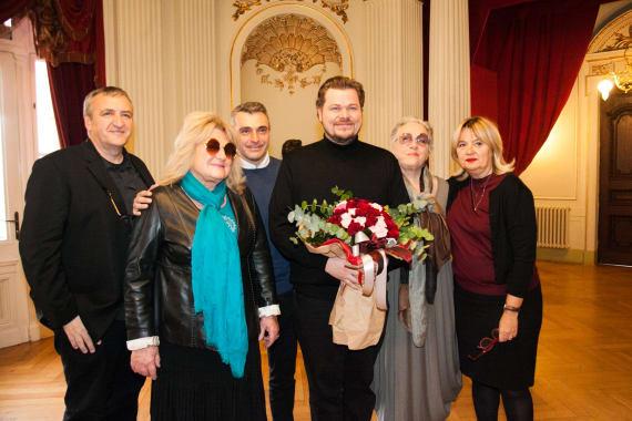 Tomislav Mužek dobitnik nagrade <em> Tito Strozzi </em> 3