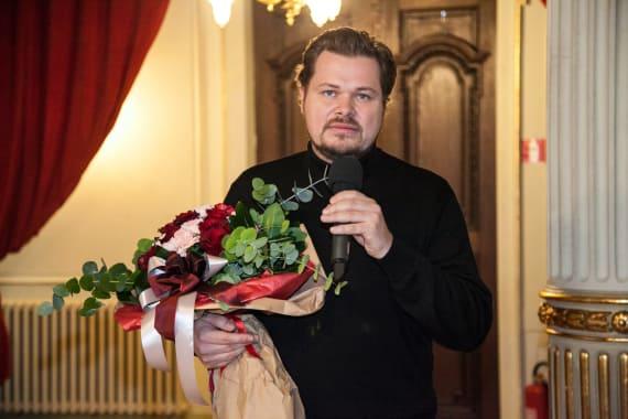 Tomislav Mužek dobitnik nagrade <em> Tito Strozzi </em> 1